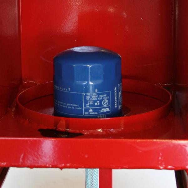 Sealey HFC08 Pneumatic Oil Filter Crusher Thumbnail 5