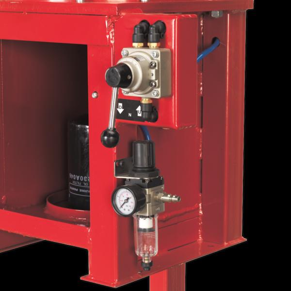Sealey HFC08 Pneumatic Oil Filter Crusher Thumbnail 4