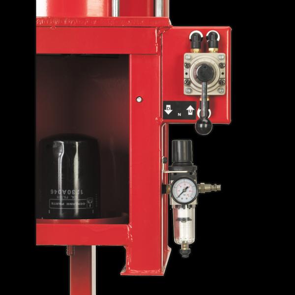 Sealey HFC08 Pneumatic Oil Filter Crusher Thumbnail 6