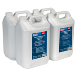 Sealey Hydraulic Jack Oil 5ltr Pack of 4