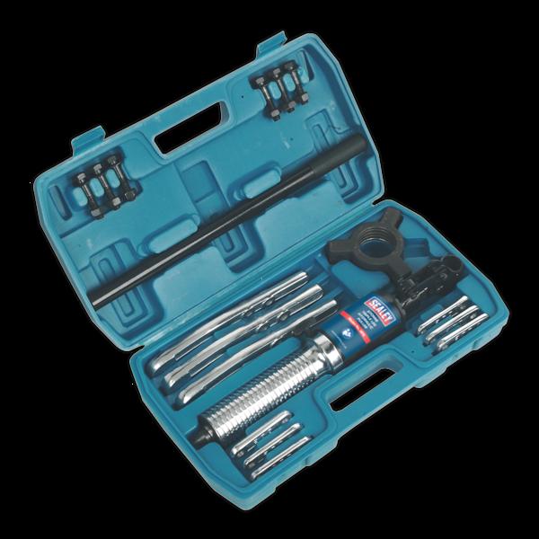 Sealey HP5 Triple Leg Hydraulic Puller 5tonne Thumbnail 1