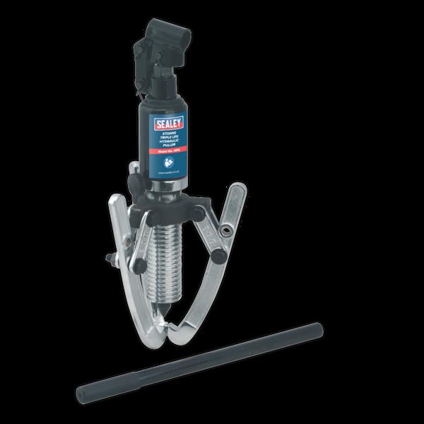 Sealey HP5 Triple Leg Hydraulic Puller 5tonne Thumbnail 2