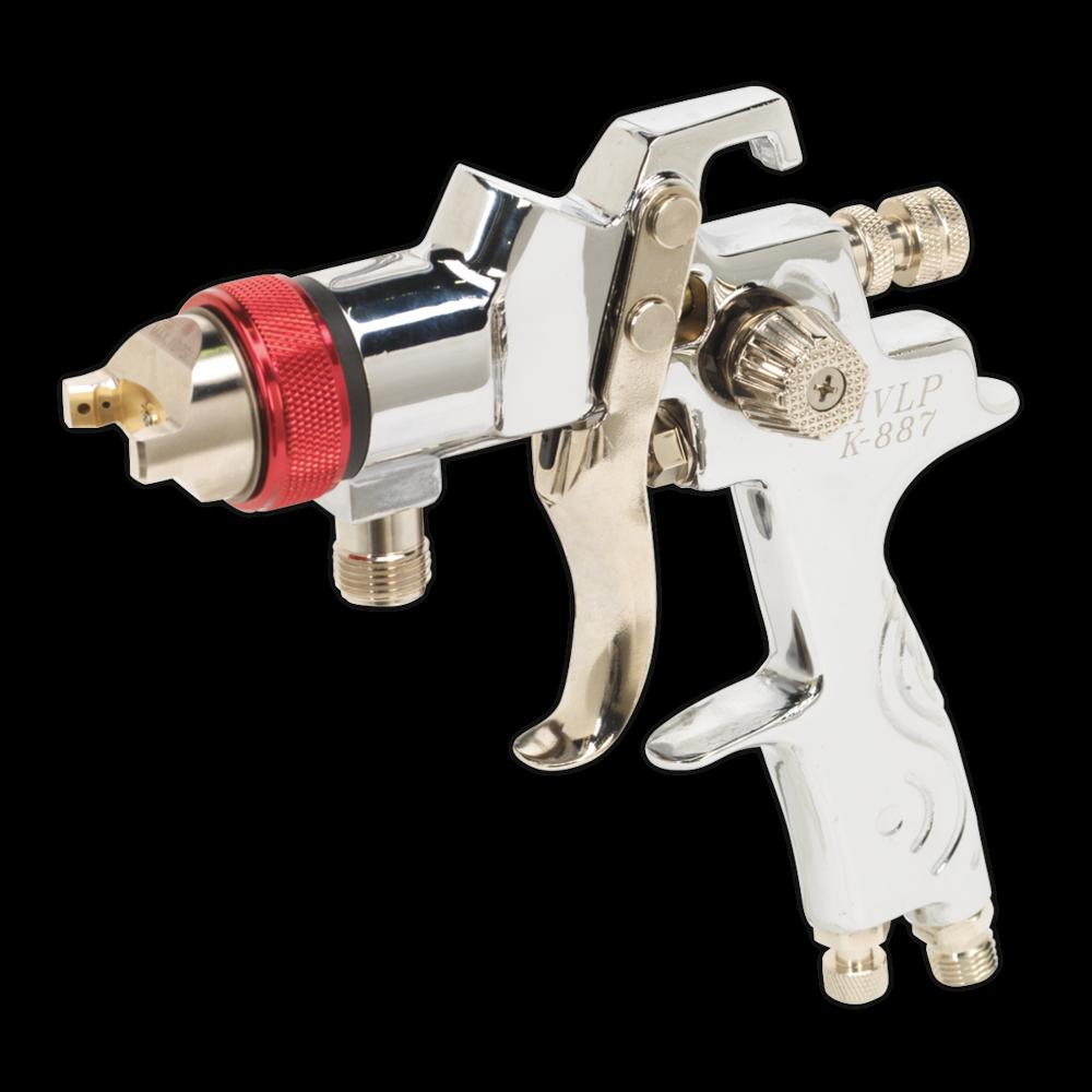 Sealey HVLP-79/P1 Spray Gun 1.7mm Set-Up for HVLP79/P