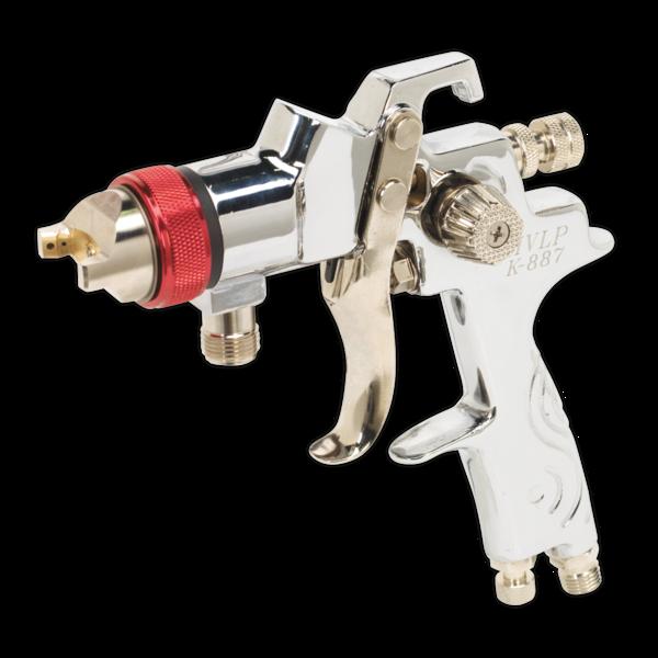 Sealey HVLP-79/P1 Spray Gun 1.7mm Set-Up for HVLP79/P Thumbnail 1