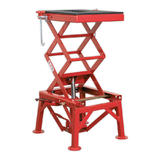 Sealey MC135 Motorcycle Scissor Lift for Off-Road/Trials Bikes Motorbikes 135kg