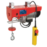 Sealey PH400 Power Hoist 230V/1ph 400kg Capacity