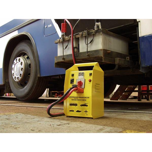 Sealey POWERSTART900 PowerStart Emergency Power Pack 900hp Start Battery 12/24V Thumbnail 2