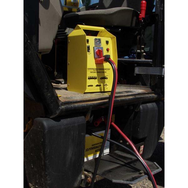 Sealey POWERSTART900 PowerStart Emergency Power Pack 900hp Start Battery 12/24V Thumbnail 4