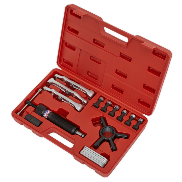 Sealey PS981 Hydraulic Puller Set 19pc Thumbnail 1