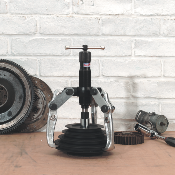 Sealey PS981 Hydraulic Puller Set 19pc Thumbnail 3