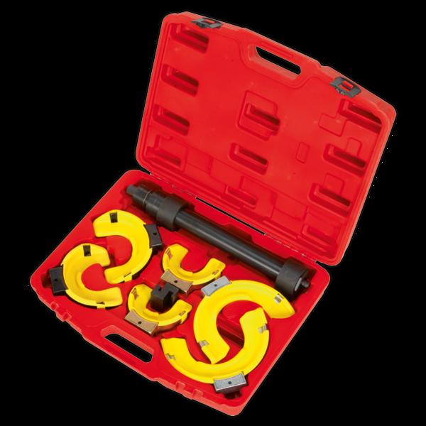 Sealey RE229 Professional Coil Spring Compressor Set 2500kg Thumbnail 3