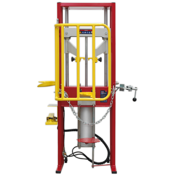 Sealey RE300 Coil Spring Compressor Air Operated 1000kg Thumbnail 2