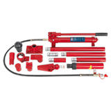 Sealey RE97/10 Hydraulic Body Repair Kit 10 Tonne Snap Type in Carry Case