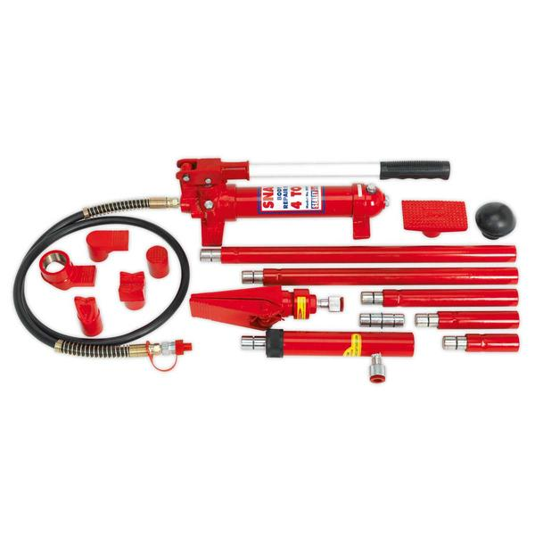 Sealey RE97/4 Hydraulic Body Repair Kit 4 Tonne Snap Type Thumbnail 4