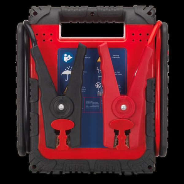 Sealey RS131 RoadStart Emergency Power Pack 12V 750 Peak Amps Thumbnail 3