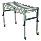 Sealey RS911F Adjustable Roller Stand 450 - 1300mm 130kg Capacity