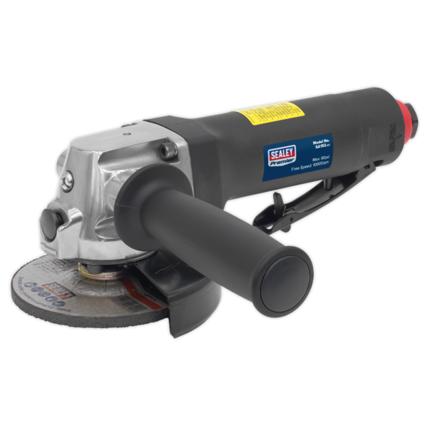 Sealey SA152 Air Angle Grinder 100mm Composite Housing  Thumbnail 1