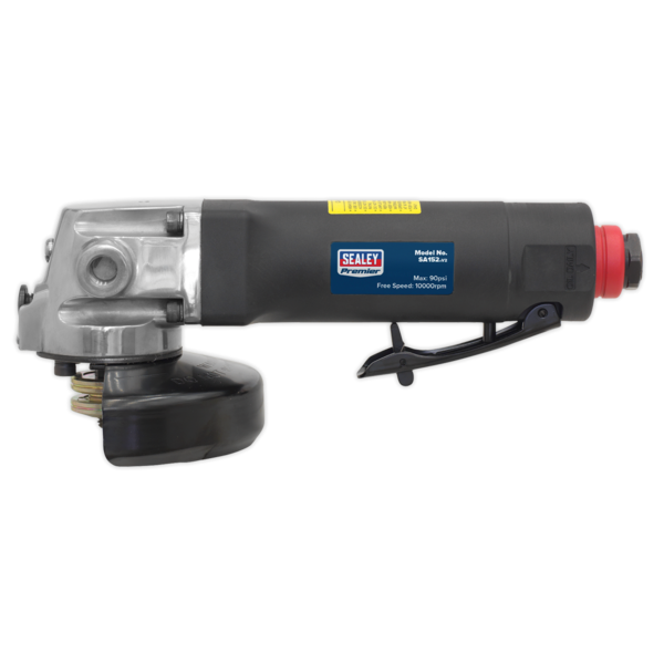 Sealey SA152 Air Angle Grinder 100mm Composite Housing  Thumbnail 2