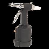 "Sealey SA314 Air Riveter 1/4"" Steel Aluminium & Stainless Steel Rivets"
