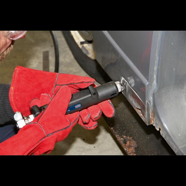 Sealey SA345 Air Saw Reciprocating Low Noise & Vibration  Thumbnail 4