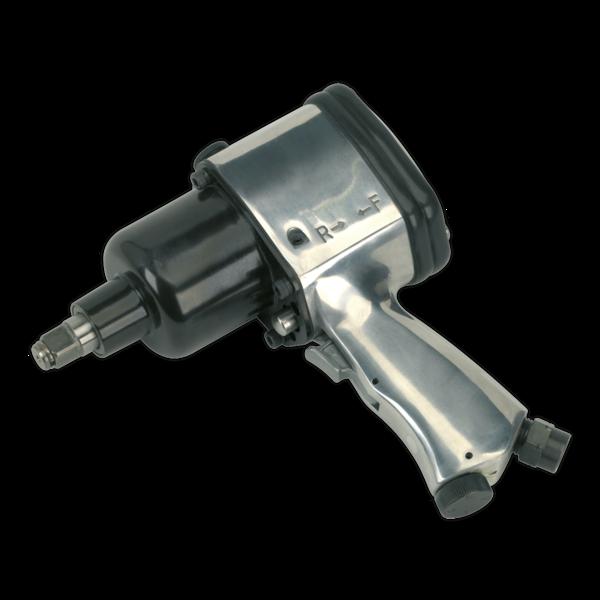 "Sealey SA5/S Air Impact Wrench 1/2"" Sq Drive Extra Heavy-Duty  Thumbnail 1"