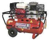 Sealey SA5055 Air Compressor 50L Belt Drive Petrol Engine 5.5hp
