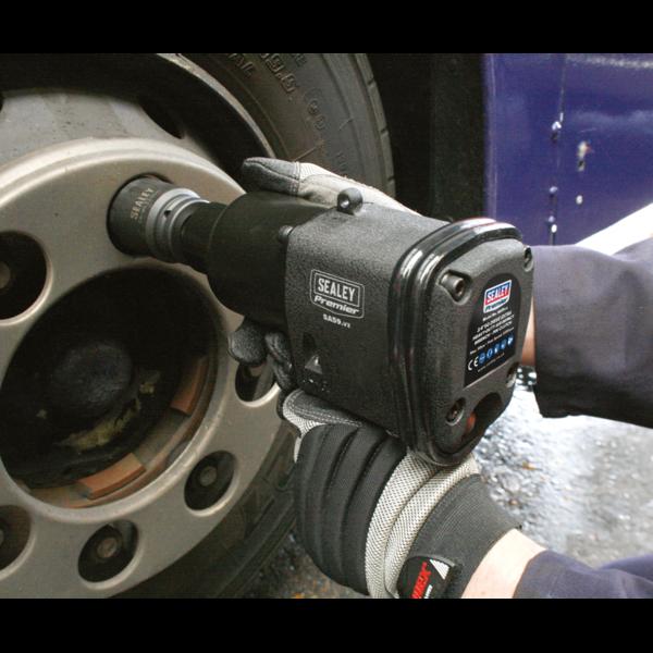"Sealey SA59 Air Impact Wrench 3/4"" Sq Drive Extra Heavy-Duty  Thumbnail 4"