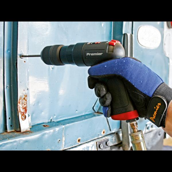 Sealey SA620 Air Pistol Drill Ø10mm with Keyless Chuck Composite Premier Thumbnail 2