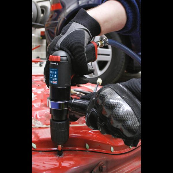 Sealey SA621 Air Drill 13mm with Keyless Chuck Composite Premier Thumbnail 4