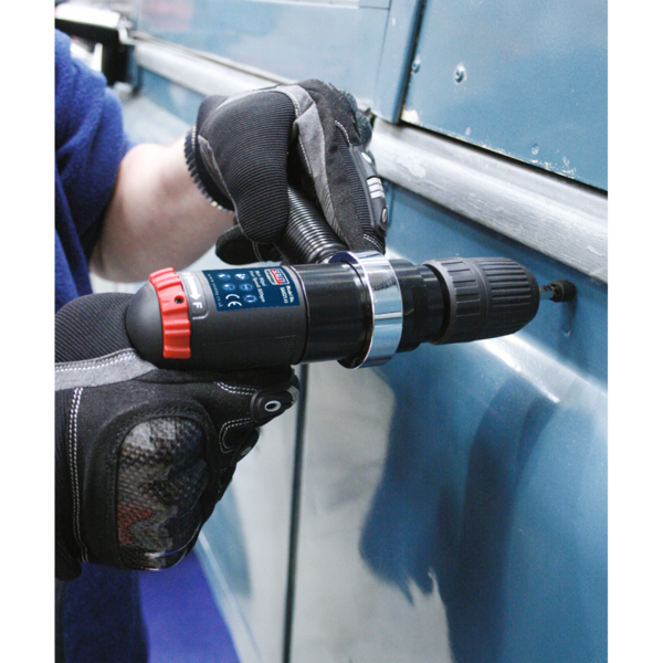 Sealey SA621 Air Drill 13mm with Keyless Chuck Composite Premier Thumbnail 3