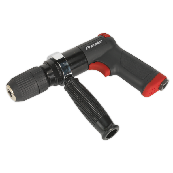 Sealey SA621 Air Drill 13mm with Keyless Chuck Composite Premier Thumbnail 1