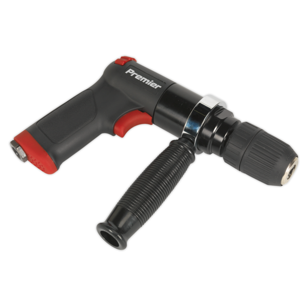 Sealey SA621 Air Drill 13mm with Keyless Chuck Composite Premier Thumbnail 2