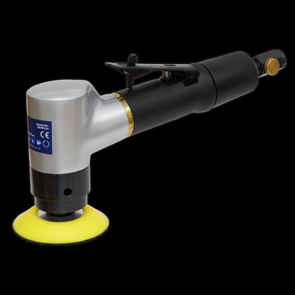 Sealey SA701 Air Angle Sander Ø75mm Orbital Premier Thumbnail 1