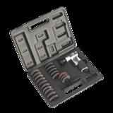 Sealey SA720 Air Mini Sander Kit 50mm 35pc