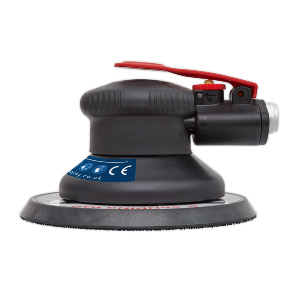 Sealey SA800 Air Palm Orbital Sander 150mm Thumbnail 2