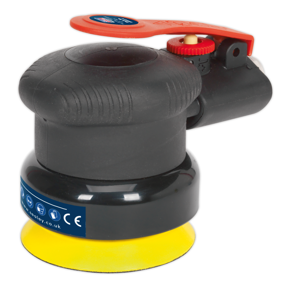 Sealey SA802 Air Palm Orbital Sander 75mm