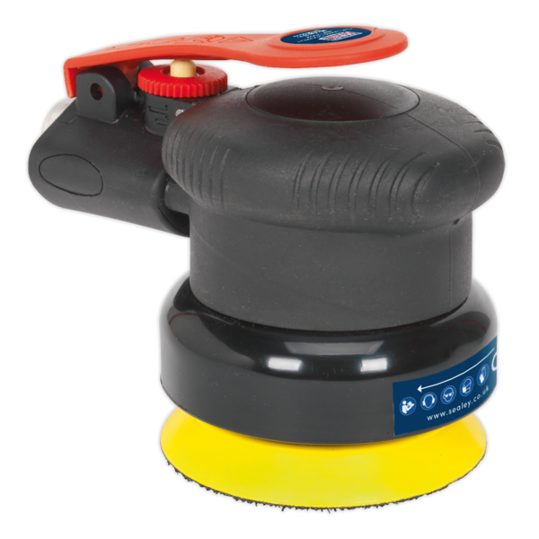 Sealey SA802 Air Palm Orbital Sander 75mm Thumbnail 2
