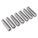 Sealey Collet Set MT3-M12 Ø4-16mm for SM2502 Mini Drill/Milling Machine
