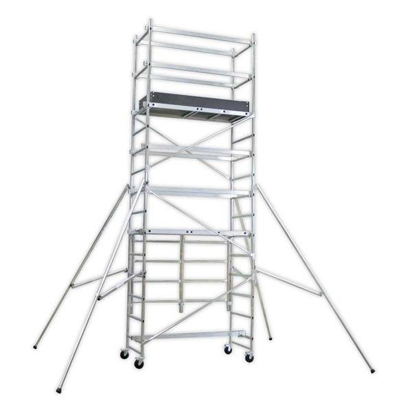 Sealey SSCL3 Platform Scaffold Tower Extension Kit for SSCL1 Thumbnail 1