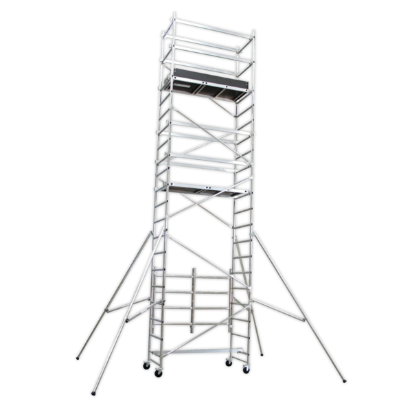 Sealey Platform Scaffold Tower Kit EN 1004 Approved Thumbnail 1