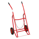Sealey ST30 Drum Handling Trolley 48gal/205ltr