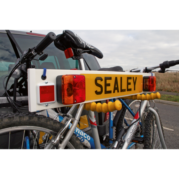 Sealey TB3/2 Trailer Board for use with Cycle Carriers 3ft with 2mtr Cable Thumbnail 5