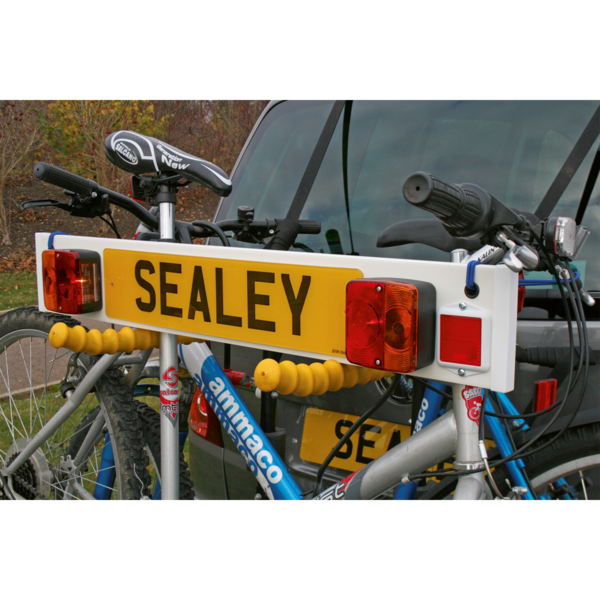 Sealey TB3/2 Trailer Board for use with Cycle Carriers 3ft with 2mtr Cable Thumbnail 4