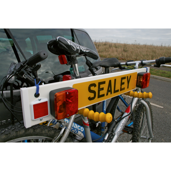 Sealey TB3/2 Trailer Board for use with Cycle Carriers 3ft with 2mtr Cable Thumbnail 3
