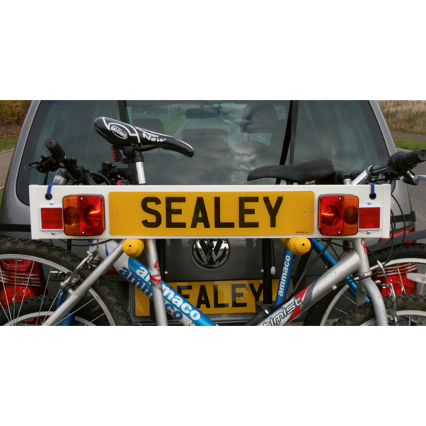 Sealey TB3/2 Trailer Board for use with Cycle Carriers 3ft with 2mtr Cable Thumbnail 2