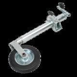 Sealey TB37 Jockey Wheel & Clamp Ø50mm - 200mm Solid Wheel