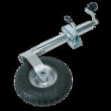 Sealey TB372 Jockey Wheel & Clamp Ø48mm - 260mm Pneumatic Wheel