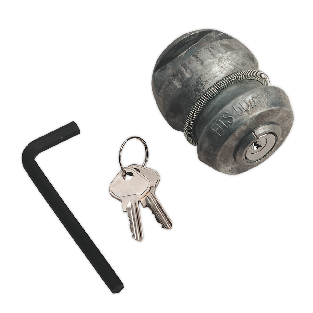 Sealey TB38 Tow Ball Lock 50mm