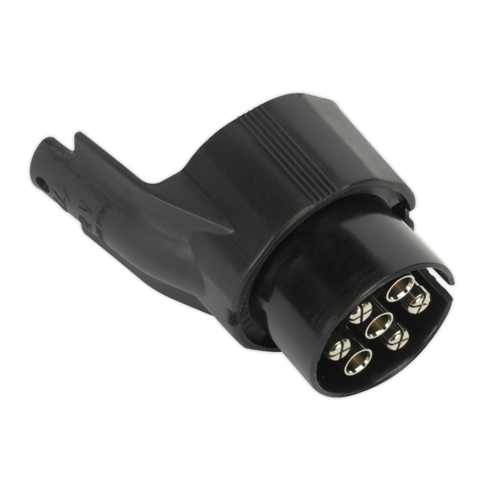 Sealey TB43 Socket Conversion Adaptor 7-Pin N-Type - 13-Pin Euro 12V