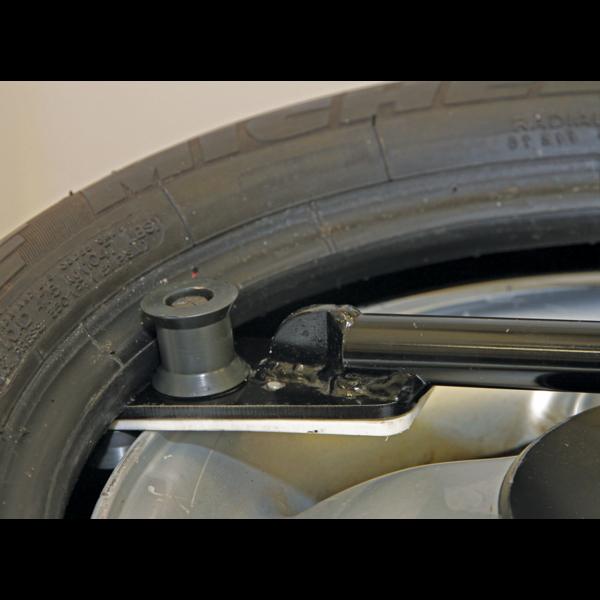 Sealey TC963 Tyre Bar for Aluminium Wheels Thumbnail 4